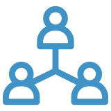 business connections icon
