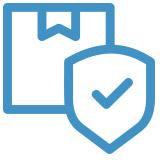 shield with checkmark icon